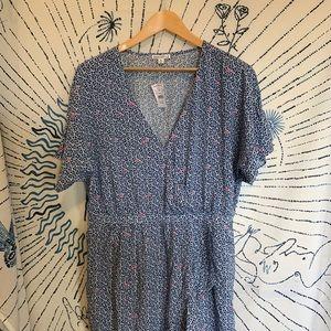 J Crew Mercantile Dress, XXL
